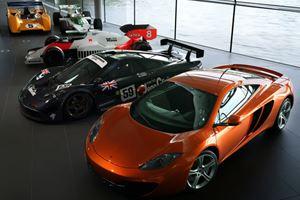 McLaren Overview