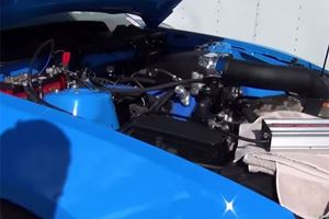 2,000HP Shelby GT500 Looks Like It Wants to Take Off and Fly