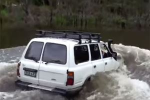 How To Ford A River Like An Australian
