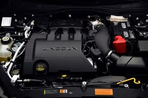 Lincoln MKZ: Its not a Fusion