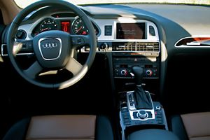 Audi A6 is a Top Mid-Size Performer
