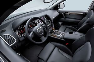Q7 Offers Full Size Space and Luxury
