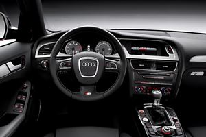 Audi S4 Provides Speed with Four Doors