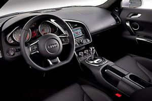Audi R8: Driving a Dream