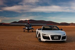 First Look: 2011 Audi R8 Spyder
