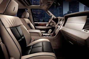 Lincoln Navigator: A Glance