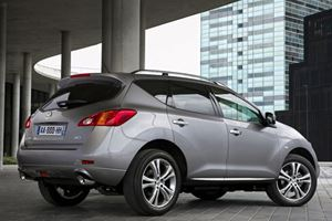 2011 Nissan Murano First Look