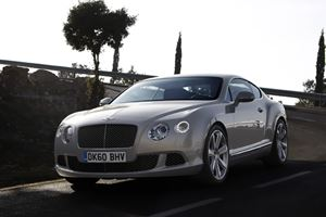 First Look: 2011 Bentley Continental GT