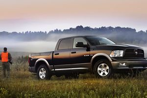 First Look: 2011 Ram Outdoorsman