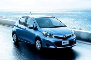 Behold the New Toyota Yaris