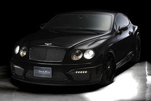 Black Bison Bentley Continental GT by WALD