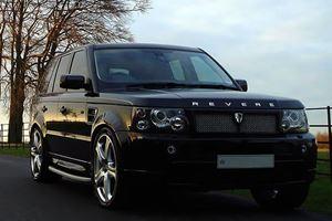Revere London 2011 Range Rover Sport