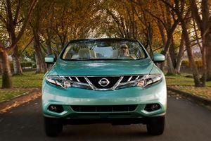 First Look: 2011 Nissan Murano CrossCabriolet
