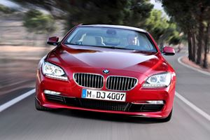 Revealed: 2012 BMW 6 Series Coupe