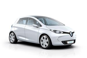 Renault To Offer Battery Swap Technology for the Zoe