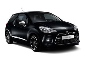All-New Citroen Serie Noire Limited Edition