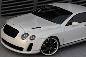 Wheelsandmore Debuts Bentley Continental Supersports Convertible