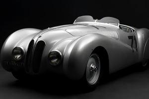 1937 BMW 328 Mille Miglia Buegelfalte