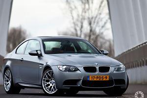 BMW Launches M3 Competition Frozen Grey for Dutch Market