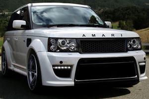 Range Rover Sport 2010 Windsor Edition by Amari