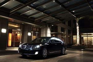 First Look: Hyundai Equus Ultimate