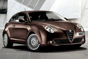 Alfa Romeo MiTo Range Receives New Engines and Trim