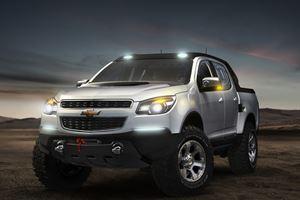 Chevrolet Reveals Colorado Rally Truck In Buenos Aires