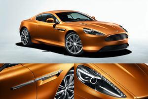 First Look: Aston-Martin Virage