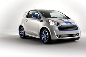Aston Martin Teams With colette to Create Cygnet