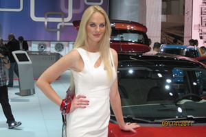 The Girls of the 2011 Frankfurt Auto Show