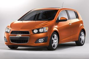 First Look: Chevrolet Sonic