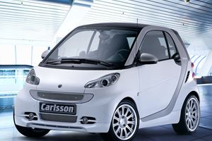 Carlsson 2012 Smart Fortwo is Looking Good