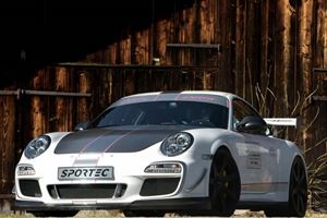 Sportec Creates the SP 525 Based on the Porsche 911 GT3 RS4.0