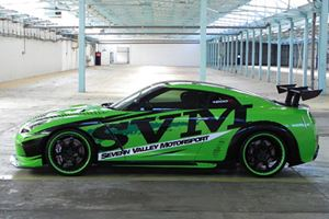 Hulk GT-R Aiming For 250 MPH