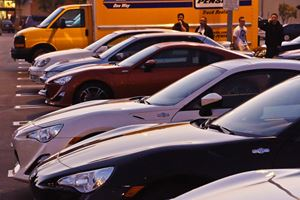 Scion FR-S Gathering in SoCal is the Largest Yet