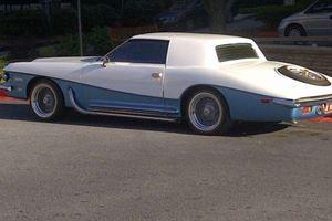Unique of the Week: 1973 Stutz Blackhawk Coupe