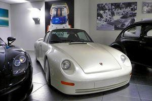 Homologation Icons: Porsche 959