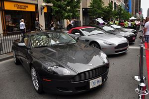 Auto Show Season Continues with Yorkville Exotics 2012