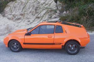 Unique of the Week: 1985 Midas Mini GT Gold