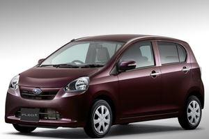 Subaru Launches Daihatsu-Built Pleo Plus