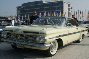 American Cruisers: Chevrolet Impala