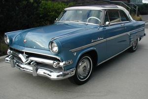 Unearthed: 1954 Mercury Meteor Rideau Skyliner