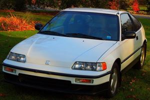 Unearthed: 1991 Honda CRX Si