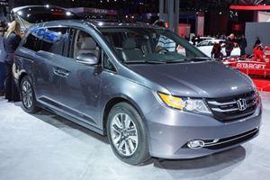 Honda Odyssey Packs Onboard Vacuum