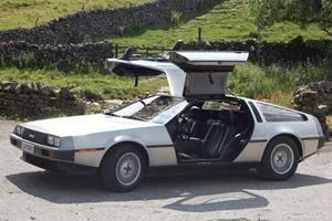 Expensive Failures: DeLorean DMC-12
