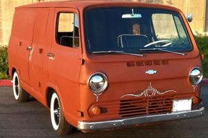 Unique of the Week: 1965 Chevy G Van Hot Rod
