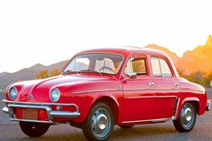 Unearthed: 1962 Renault Dauphine DeLuxe