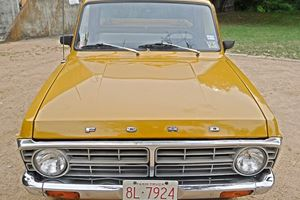Unearthed: 1974 Ford Courier