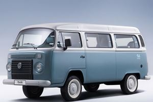 VW Launches Kombi Last Edition