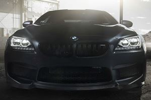 Vorsteiner Closes the Book on 2013 with BMW M6 Coupe